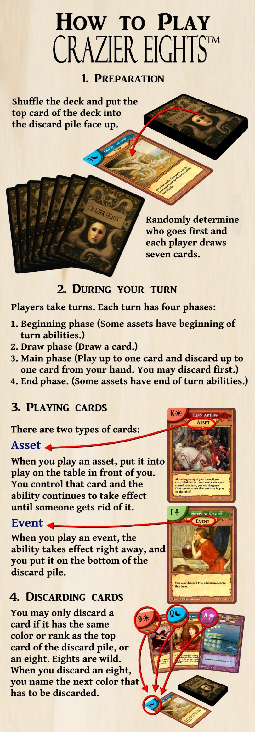 how to play1