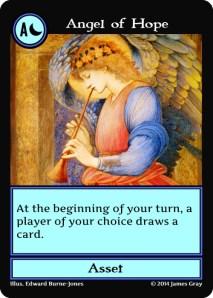 01 blue angel of hope