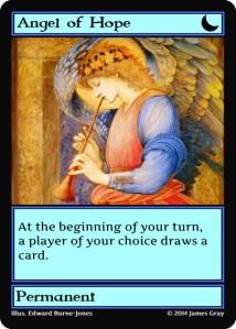 blue moon angel of hope