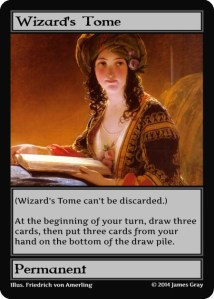 wizards tome