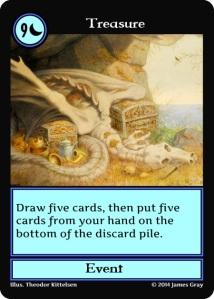 09 treasure blue