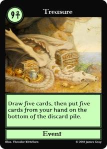 09 treasure green