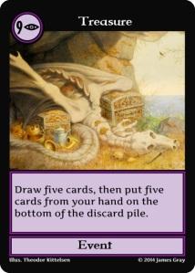 09 treasure purple