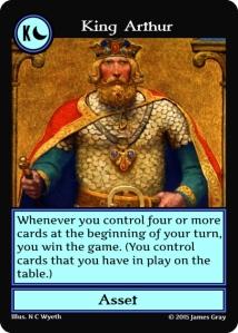 13 king arthur
