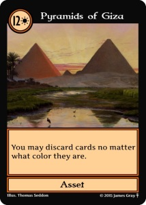 o12 pyramids of giza