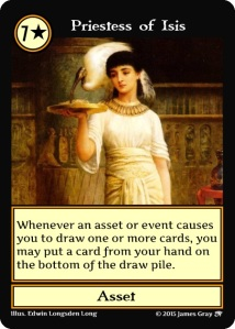 y07 priestess of isis