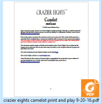 print-and-play-camelot