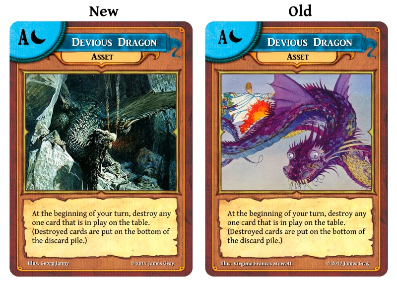 0 comparison b01 devious dragon