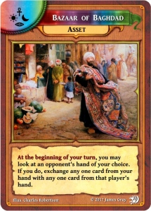02 bazaar of baghdad