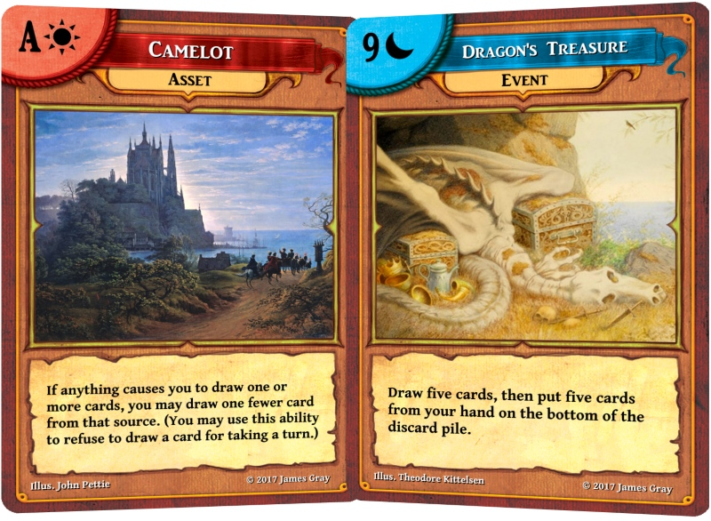 camelot cards5