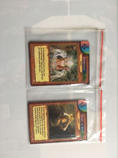 Promo Cards