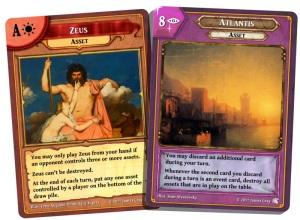 olympus cards