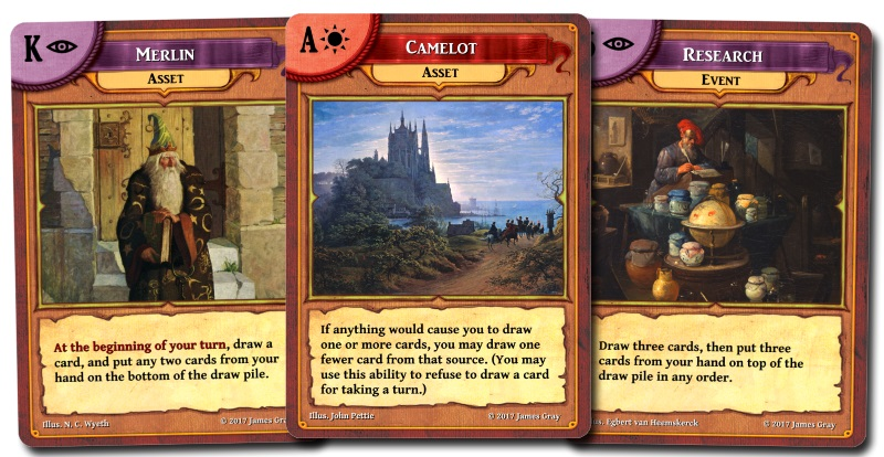 camelot combo