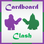 cardboard clash