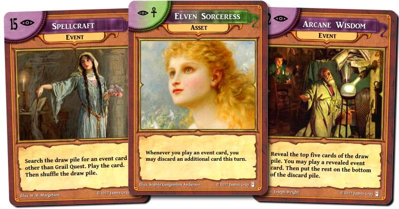 elven sorceress combo