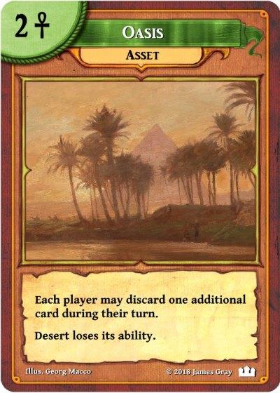 15 oasis
