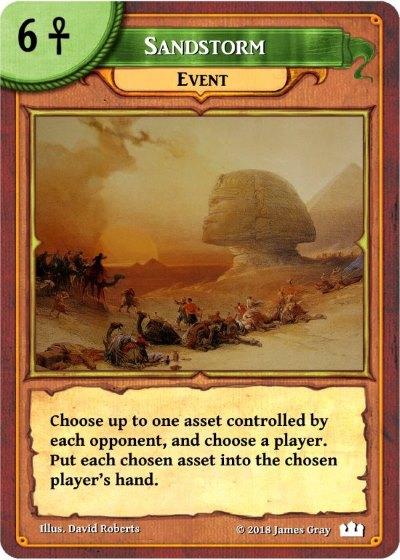 19 sandstorm