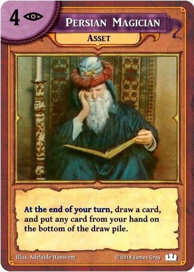 30 persian magician