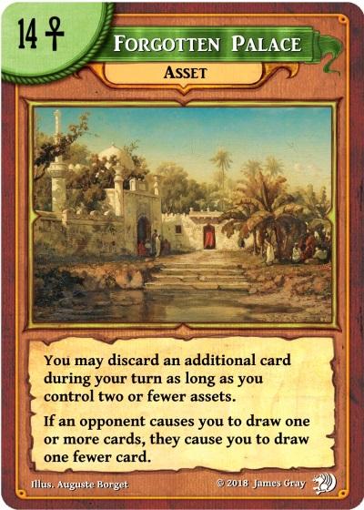 g14 forgotten palace