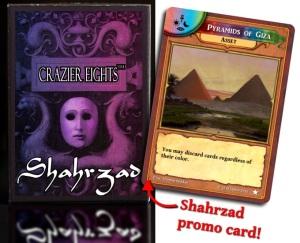 shahrzad promo