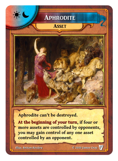 5 aphrodite