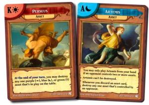 olympus cards 40