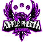 purple phoenix logo