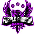 purple phoenix logo