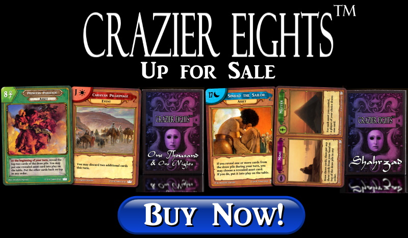 buy crazier eights