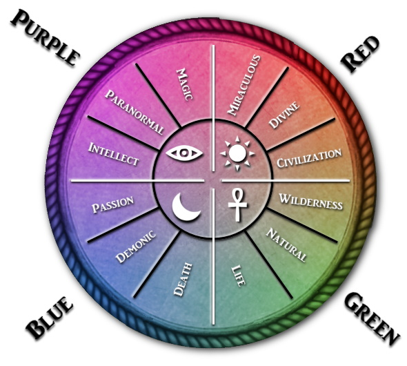 crazier eights color circle 4