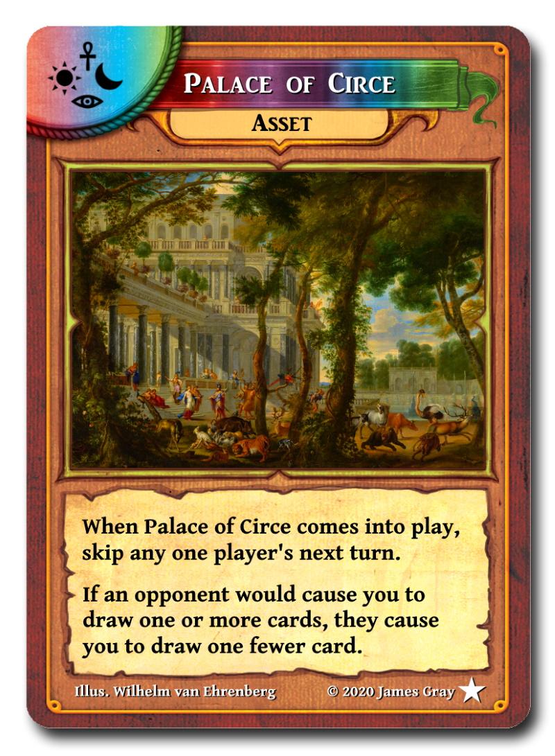 Palace of Circe 1