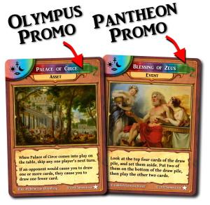olympus 2021 promo cards tiny