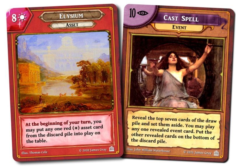 elysium cards 20