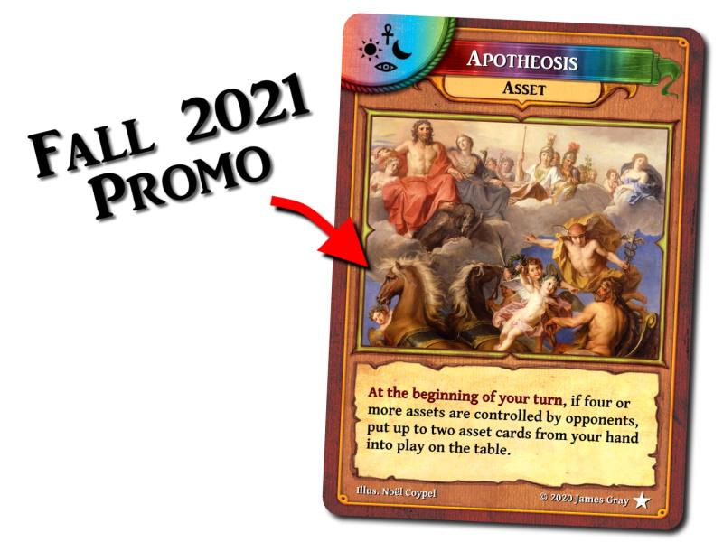 apotheosis promo